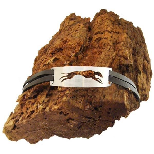 "Armband Hundemotiv ""Windhund"" (Sighthound)"