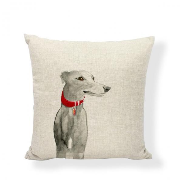 Kissenbezug Galgo/Greyhound
