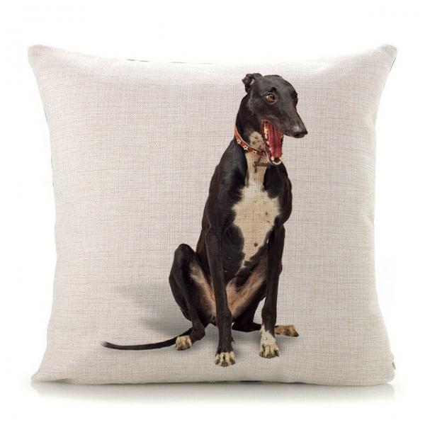 Kissenbezug Galgo/Greyhound V2