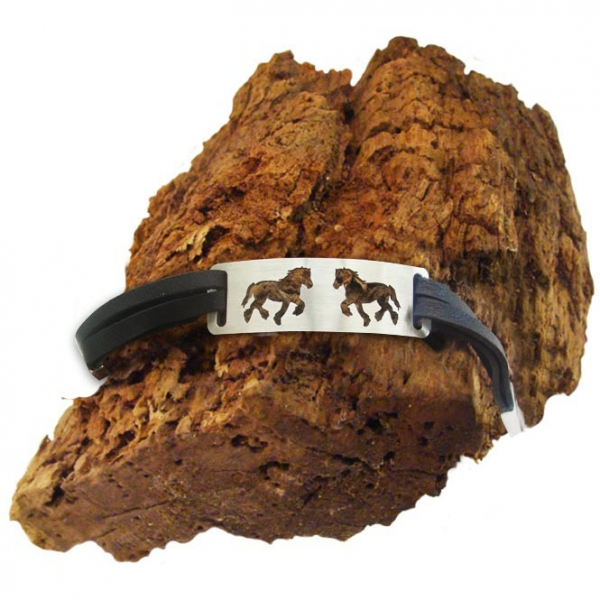 "Armband ""Pferd Friese"""