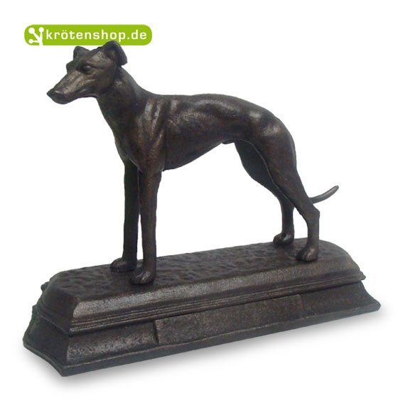Greyhound aus Gusseisen